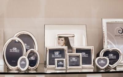 Portafoto in argento