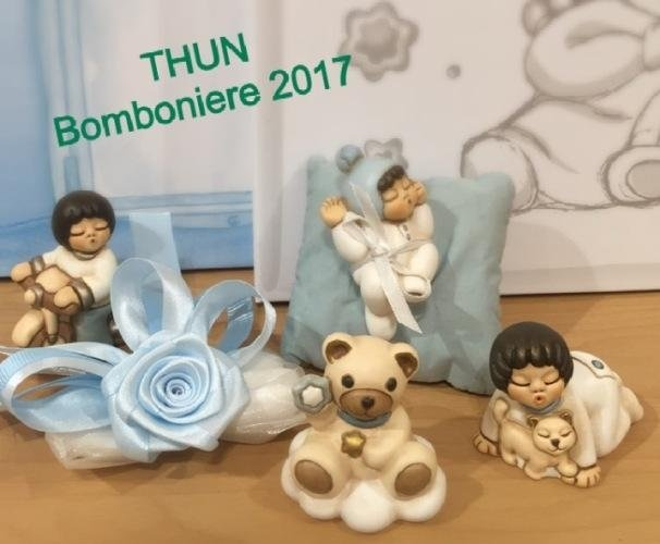Bomboniere THUN per Battesimo