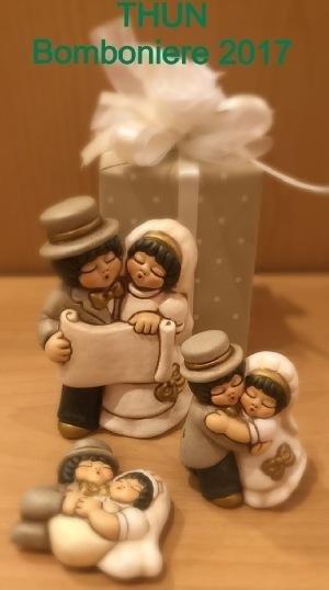 Bomboniere THUN per Matrimonio