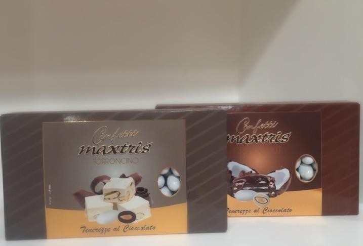 Tenerezze al torroncino e cioccolato