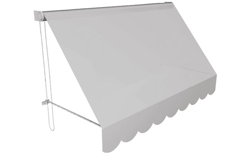 tenda caduta