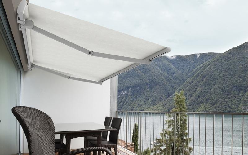tende per terrazzo