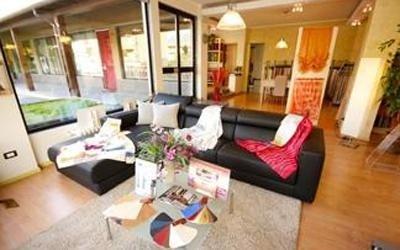 salotto con divano