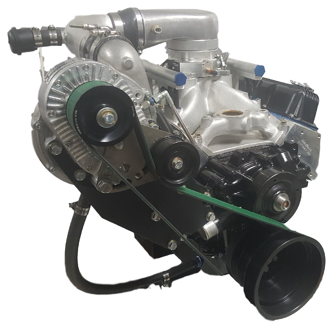 Centrifugal Supercharger Small Block Mopar: Supercharged And Turbocharged Mopar Engines