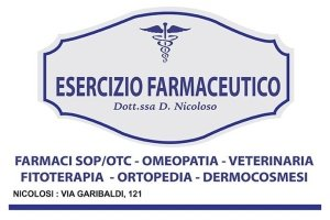 ESERCIZIO FARMACEUTICO NICOLOSO