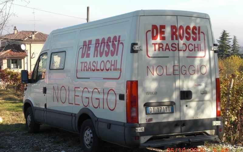 furgone cassonato