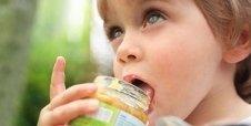 alimenti per l'infanzia