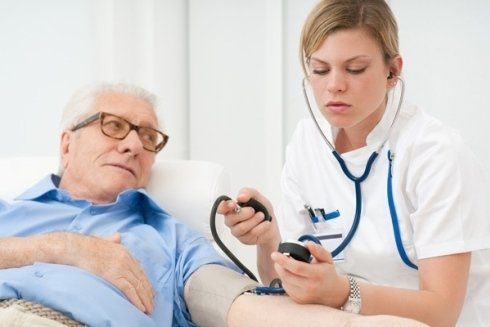 Visite mediche quotidiane.