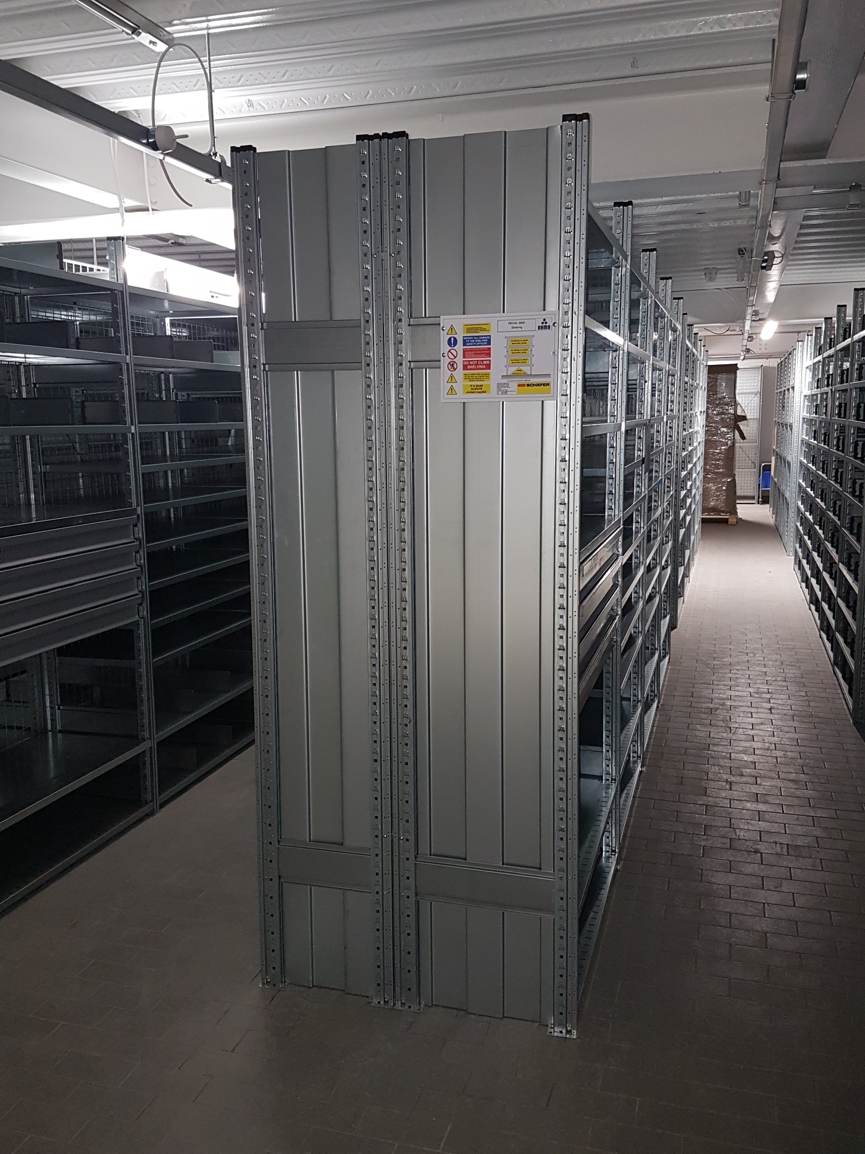 storage installations
