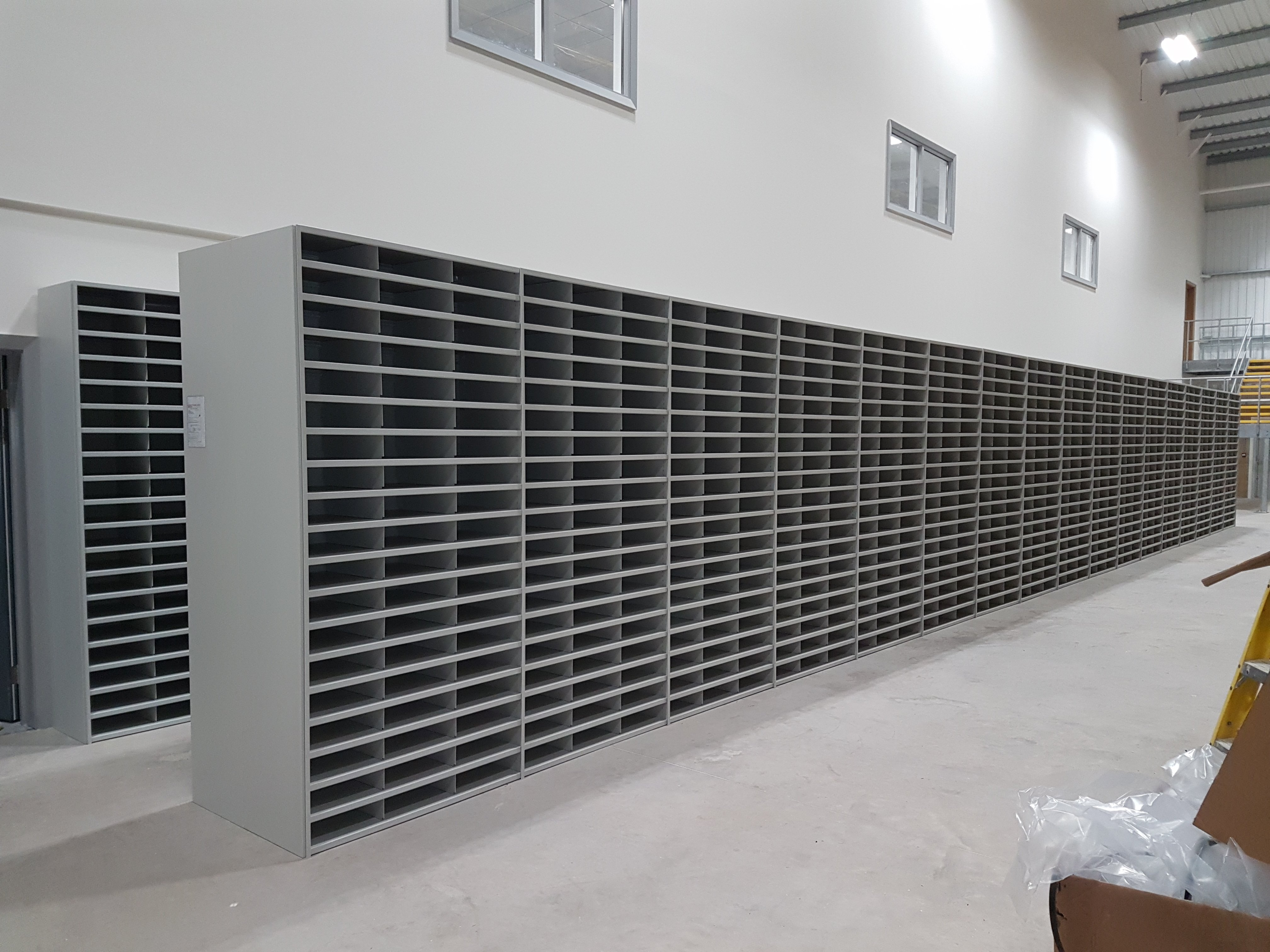 Somerset Storage Installations
