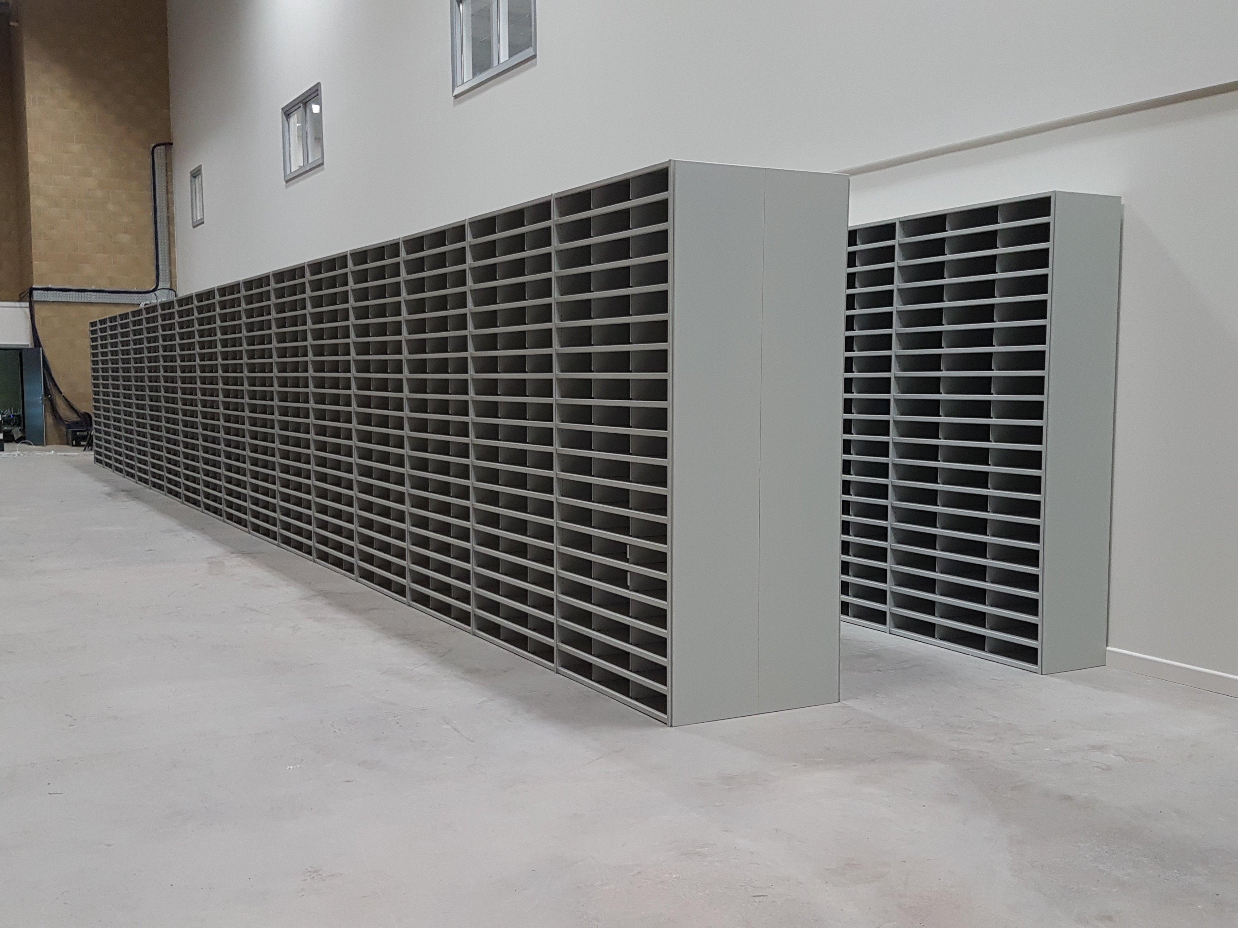 Somerset Storage Installations