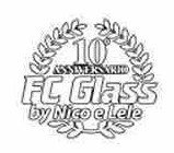 FC GLASS BY NICO E LELE - logo