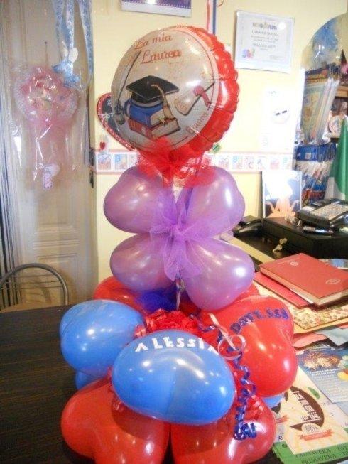 Palloncini per lauree - Rivarolo