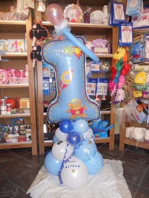Palloncini per compleanno - Ozegna