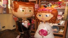 Palloncini per gli sposi - Ozegna