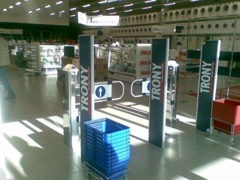 tornelli, installazione barre rigide, sistemi elettromagnetici
