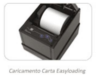 rotolo di carta per stampanti fiscali