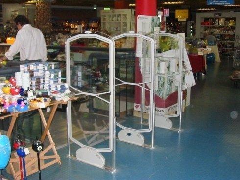 protezione oggetti elettronici, articoli elettronici, difesa negozio di elettronica