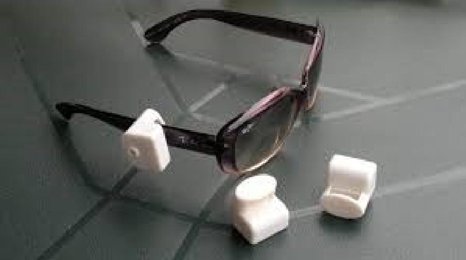 occhiali da sole con antitaccheggio