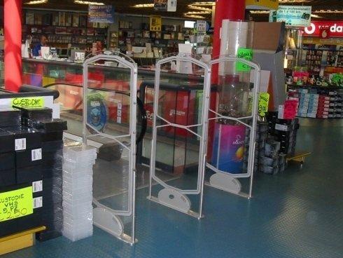 videosorveglianza, sicurezza negozio, antitaccheggio per negozi