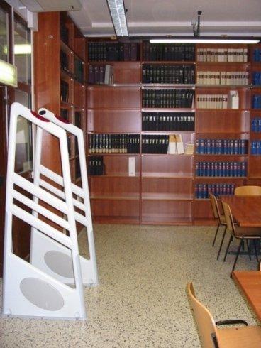 scatole per libri, protezione librerie, scatole protettive