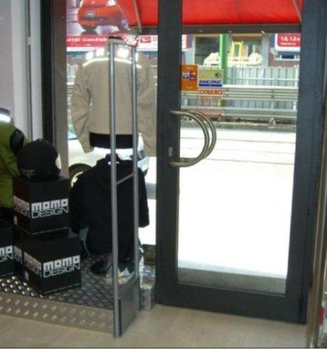 installazione barre ridiche, etichette, progettazione impianti di sicurezza