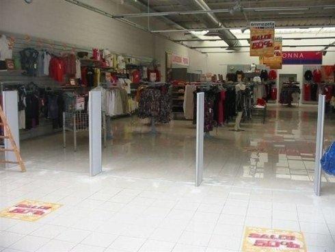 accessori per la sicurezza, controllo punto vendita, antitaccheggio