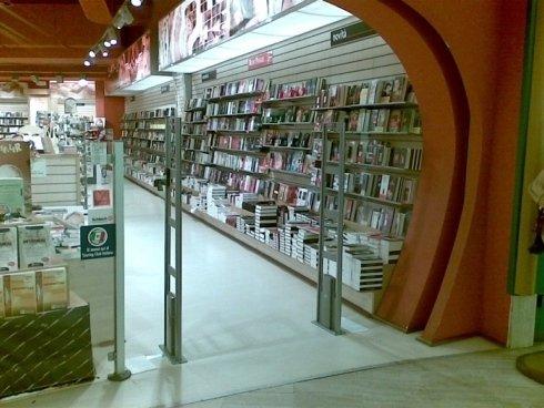protezione libri, etichette adesive rimovibili, sistema a radiofrequenza