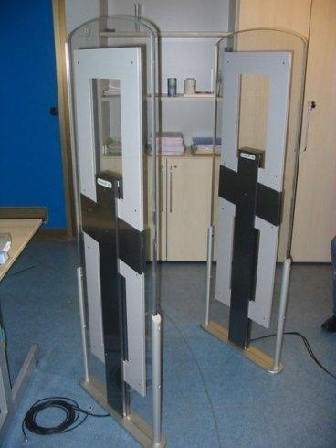 accessori per la sicurezza, antitacheggio, sistemi a radiofrequenza