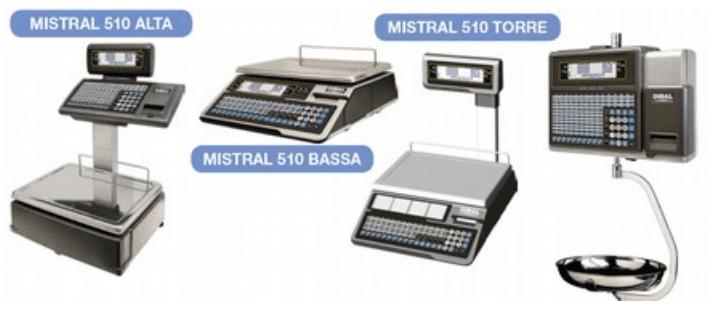 bilancia elettronica