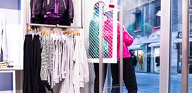 sistema antitaccheggio abbigliamento