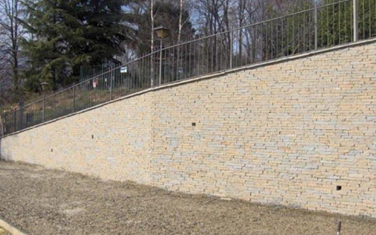 Muri in pietra