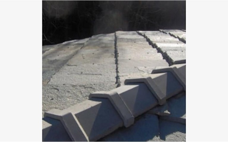 Copertura per tetti in pietra