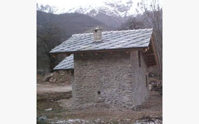 Recupero edifici rustici