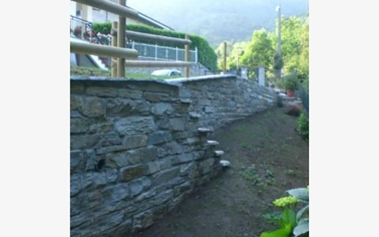 Mura in pietra