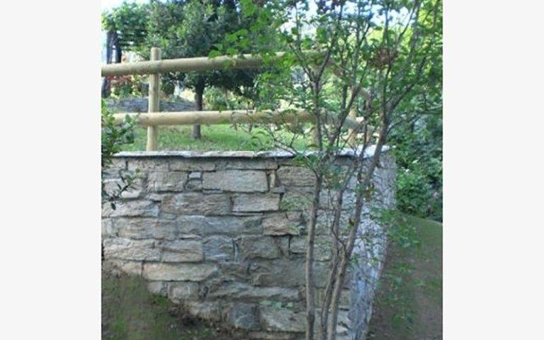 Mura contenitive in pietra