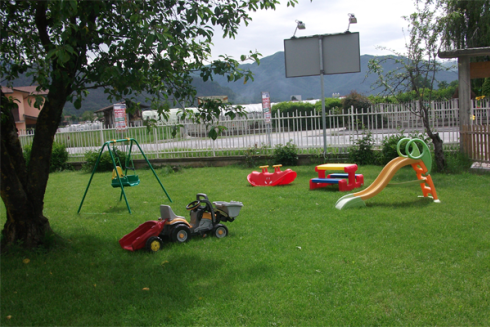 giardino baby parking