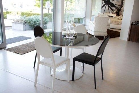 tavolo e sedie minimal