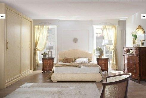 stanza da letto tradizionale