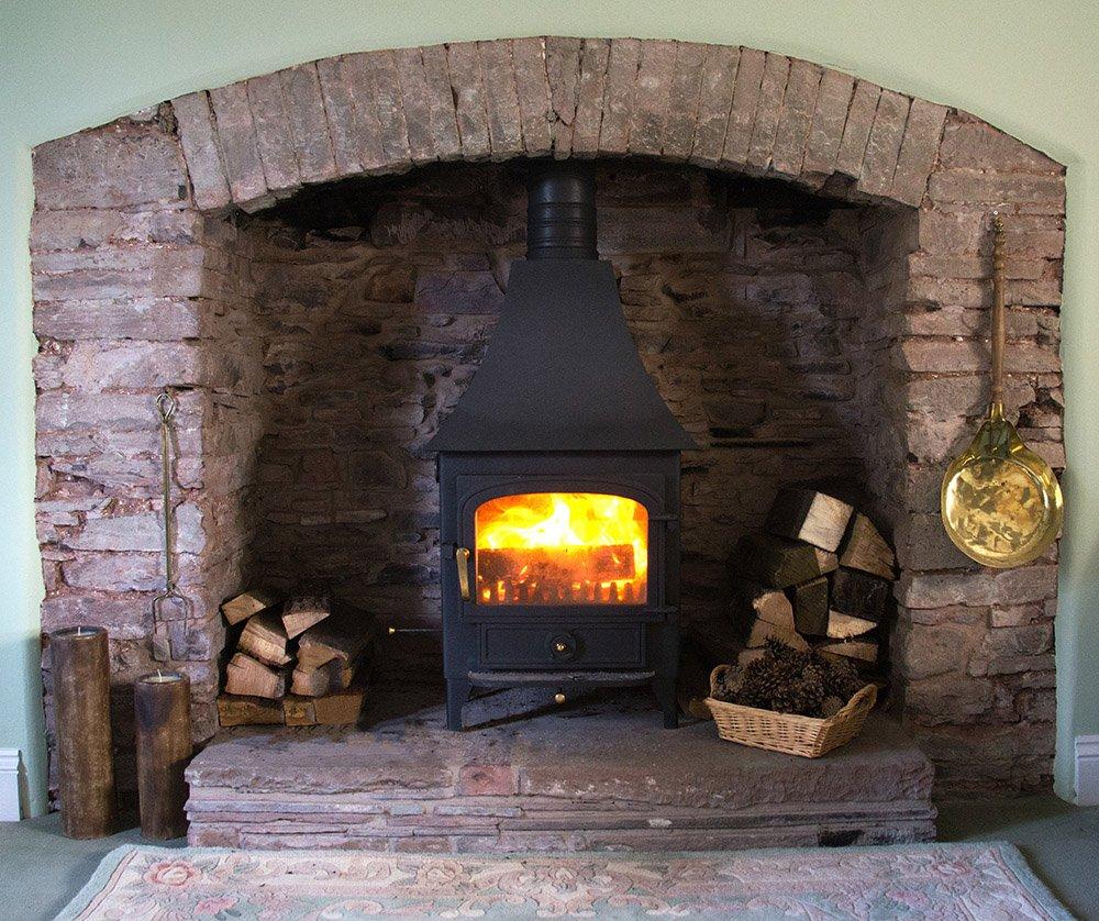 the draen log burner