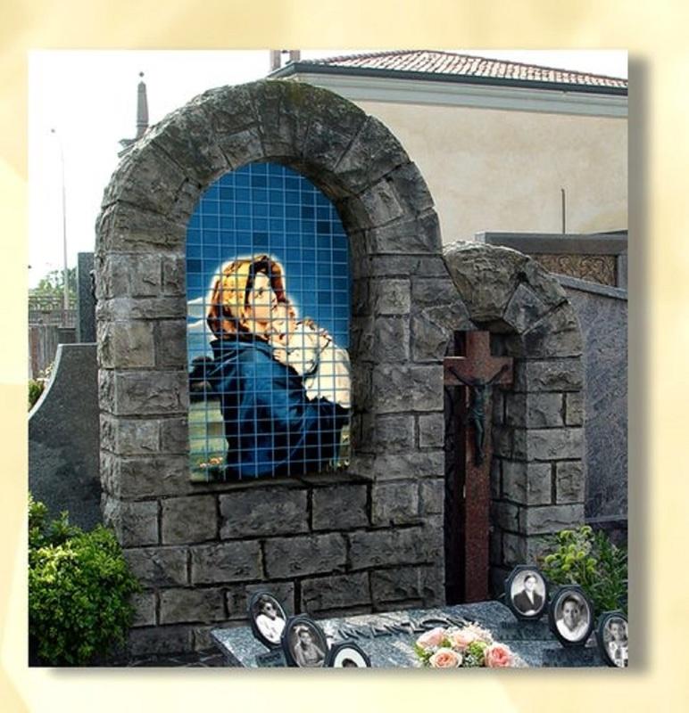 scultura religiosa