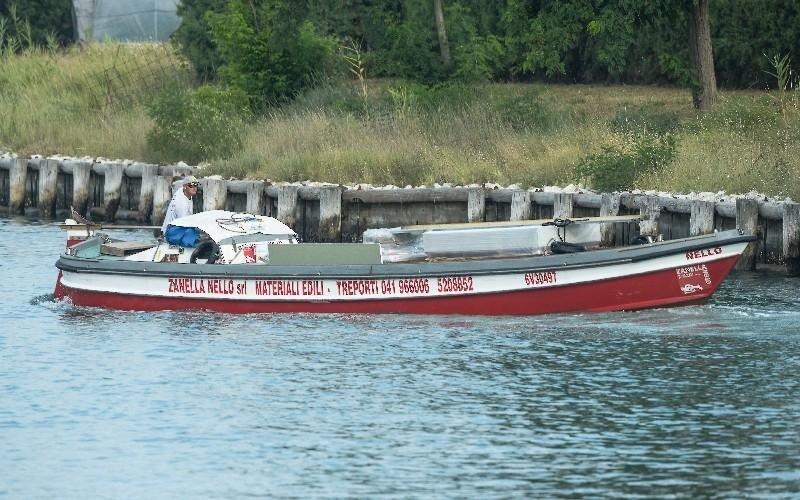 Distribuzione motobarche Zanella Nello