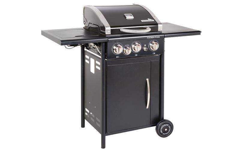Barbecue Hamilton Zanella Nello