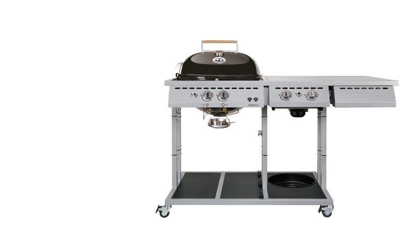 Modello barbecue  Zanella Nello