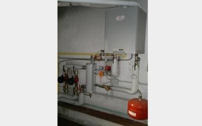 vendita assistenza e installazione caldaie.