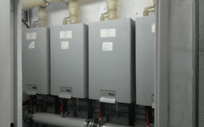 installazione gruppi termici