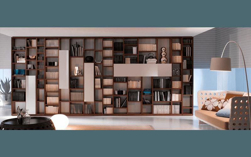 Librerie per soggiorno