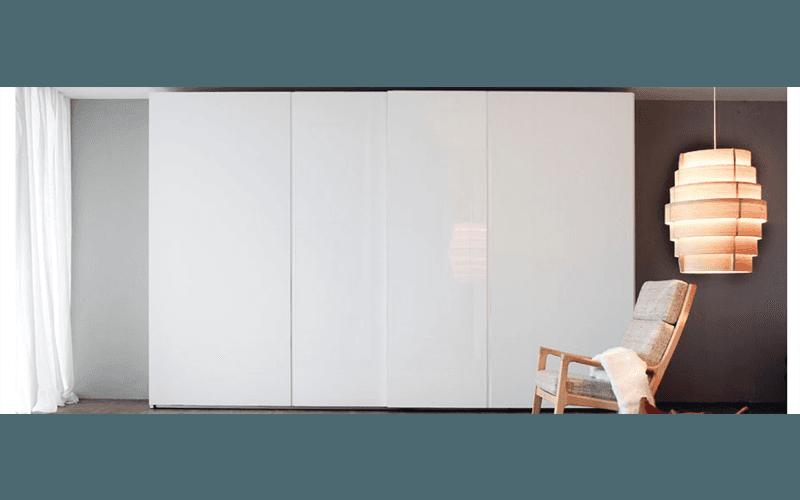 Cabina armadio dietro letto good cabina armadio su misura - Cabina armadio dietro al letto ...