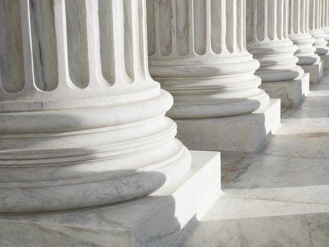 colonne in pietra