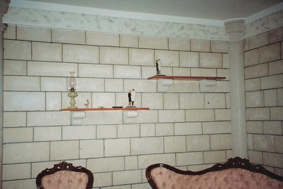 rivestimenti muri interni
